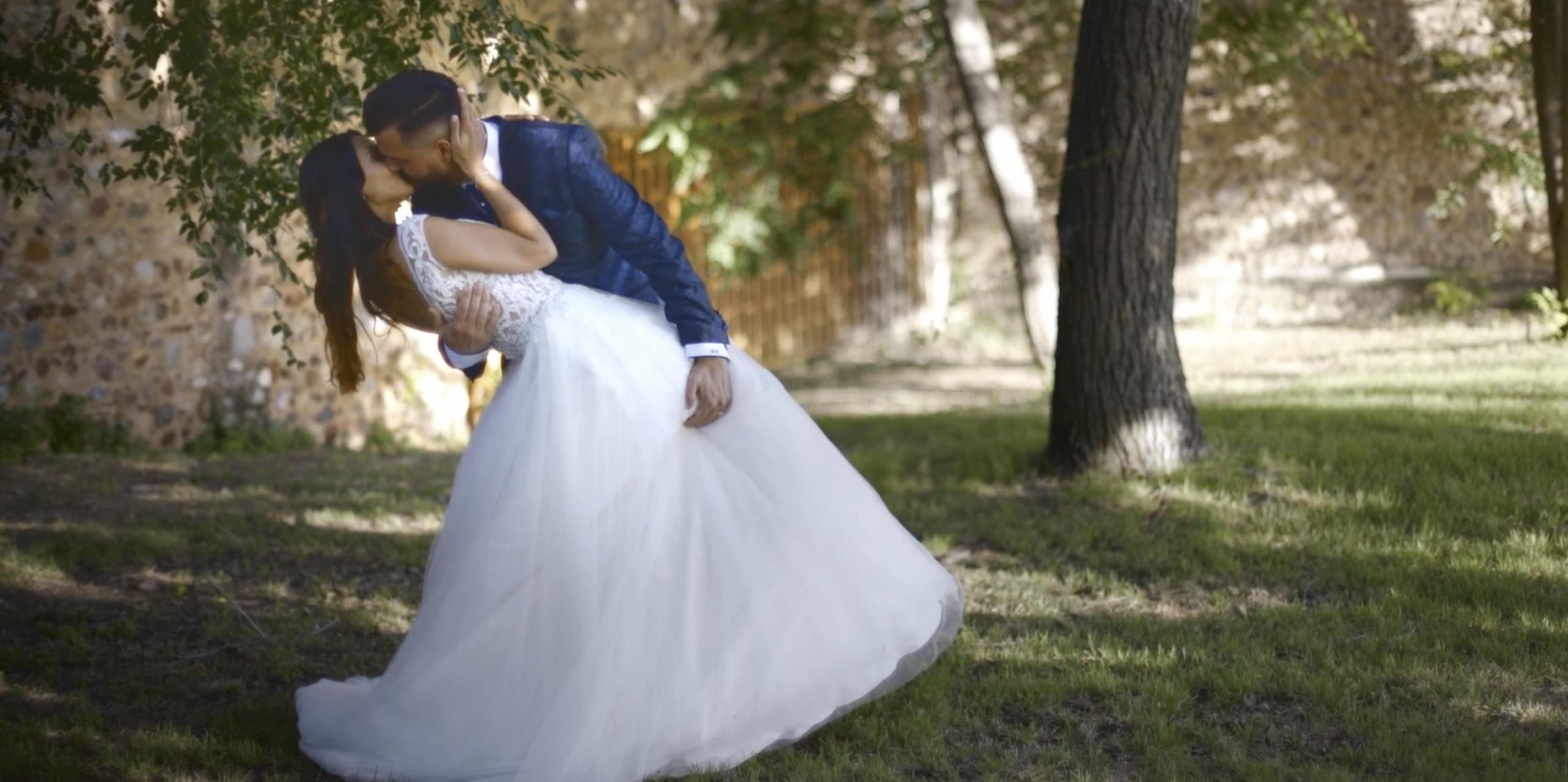 La boda de Robert y Laura en Cambrils, Tarragona