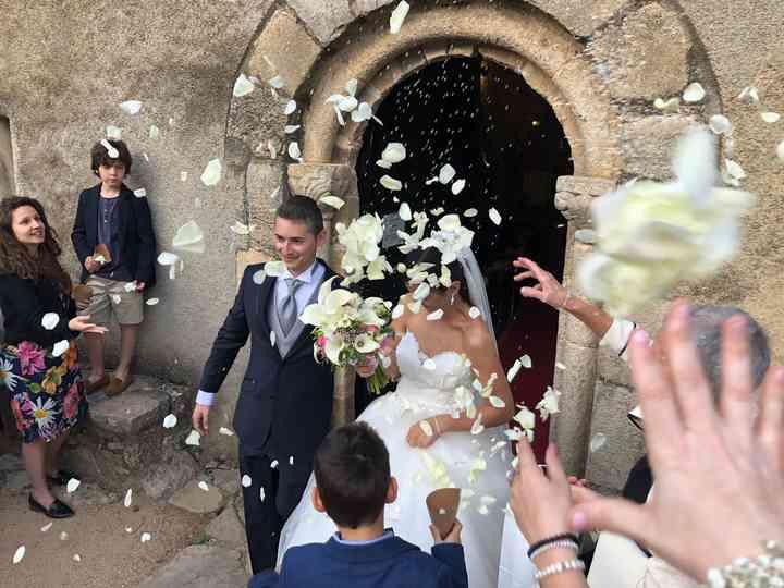 La boda de Jordina y Jordi