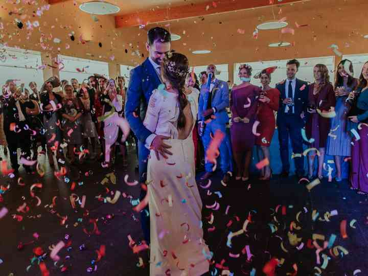 La boda de Eli y Jose