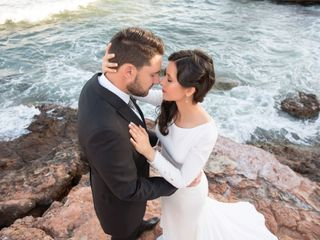 La boda de José  Antonio y Martha