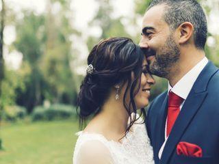 La boda de Encarnación y Fernando