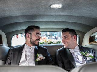 La boda de Marc y Pablo