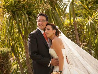 La boda de Vanesa y David