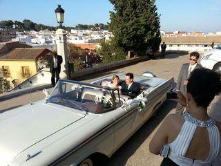 La boda de Raquel y Eduardo 1