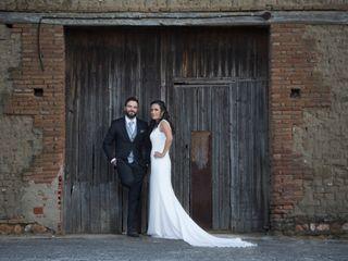 La boda de Neli y Casti