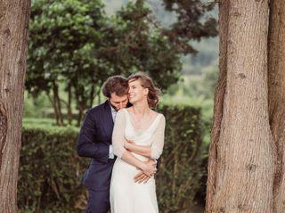La boda de Martyna y Mauro