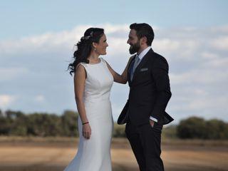 La boda de Neli y Casti 1