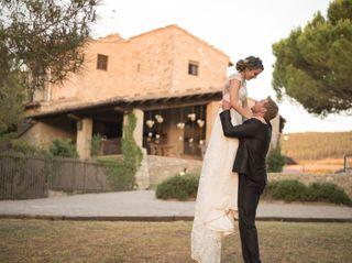 La boda de Laia y Galaad