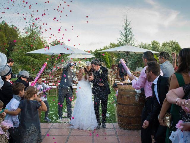 La boda de Yolanda y Xavi