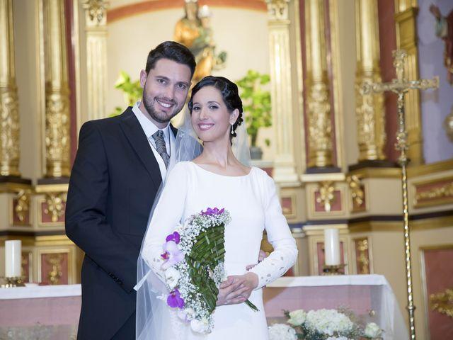 La boda de Martha y José  Antonio en Las Torres De Cotillas, Murcia 2