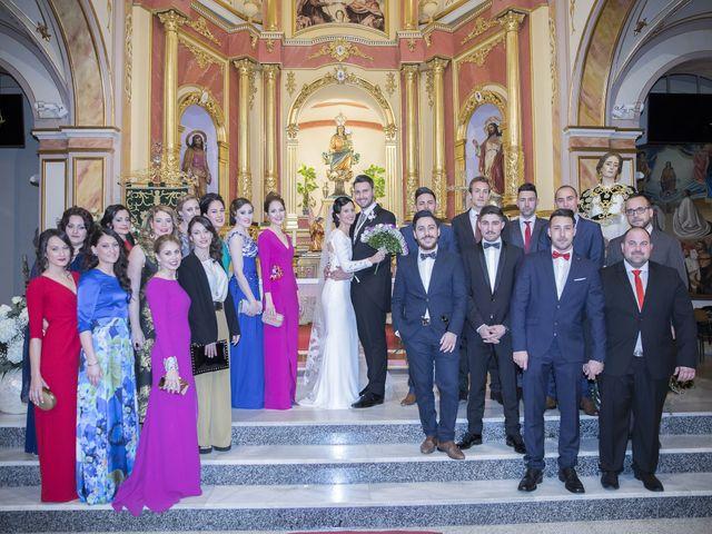 La boda de Martha y José  Antonio en Las Torres De Cotillas, Murcia 6