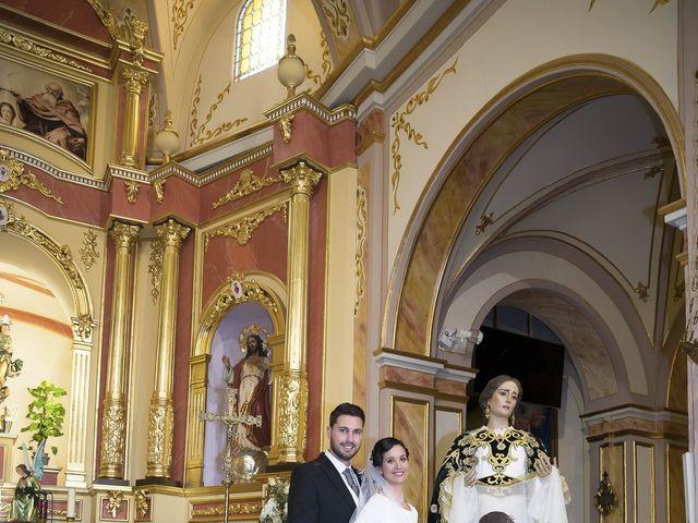 La boda de Martha y José  Antonio en Las Torres De Cotillas, Murcia 8