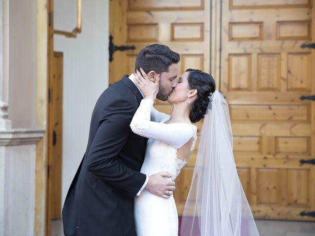 La boda de Martha y José  Antonio en Las Torres De Cotillas, Murcia 10