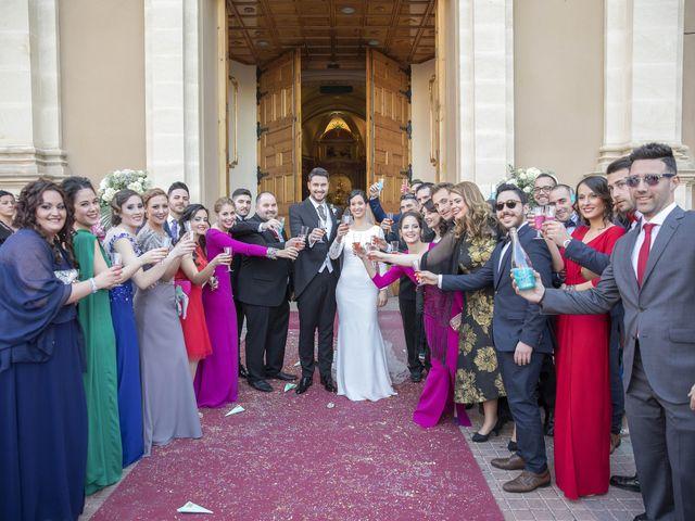 La boda de Martha y José  Antonio en Las Torres De Cotillas, Murcia 11
