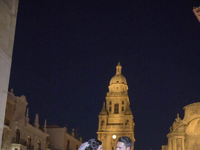 La boda de Martha y José  Antonio en Las Torres De Cotillas, Murcia 12