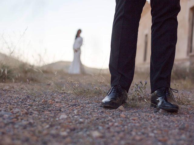 La boda de Martha y José  Antonio en Las Torres De Cotillas, Murcia 16