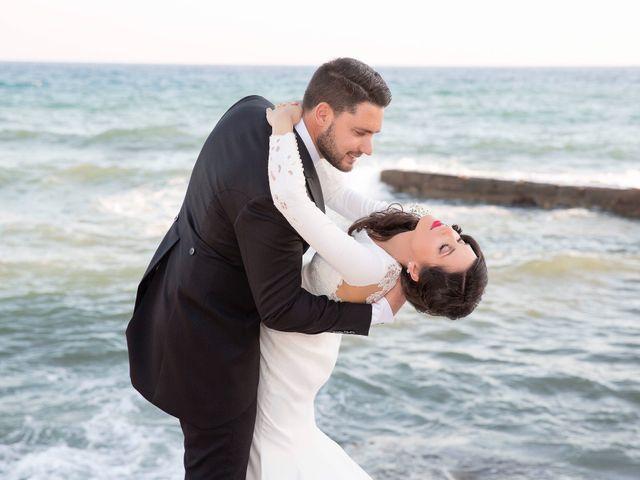 La boda de Martha y José  Antonio en Las Torres De Cotillas, Murcia 18