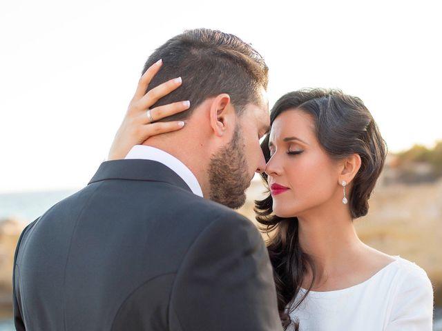 La boda de Martha y José  Antonio en Las Torres De Cotillas, Murcia 21