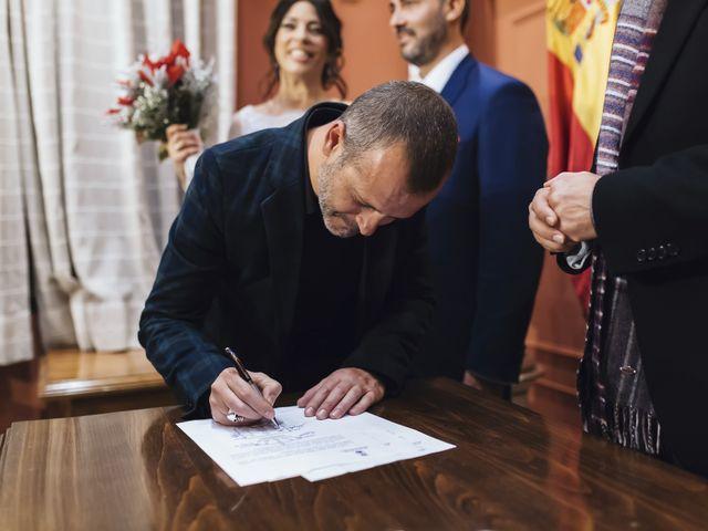 La boda de Fernando y Encarnación en Alcala De Guadaira, Sevilla 37