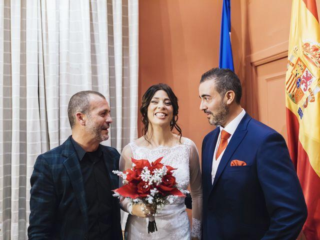 La boda de Fernando y Encarnación en Alcala De Guadaira, Sevilla 38