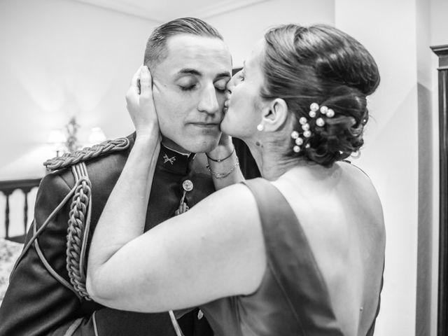 La boda de Javier y Natalia en Ciudad Rodrigo, Salamanca 6