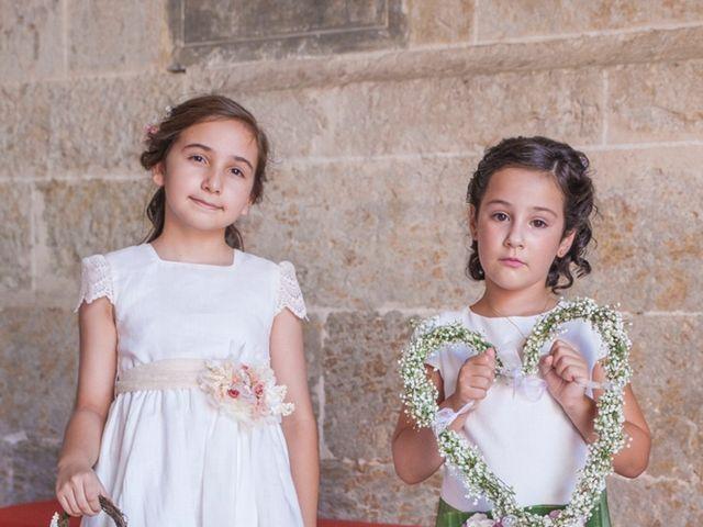 La boda de Javier y Natalia en Ciudad Rodrigo, Salamanca 16