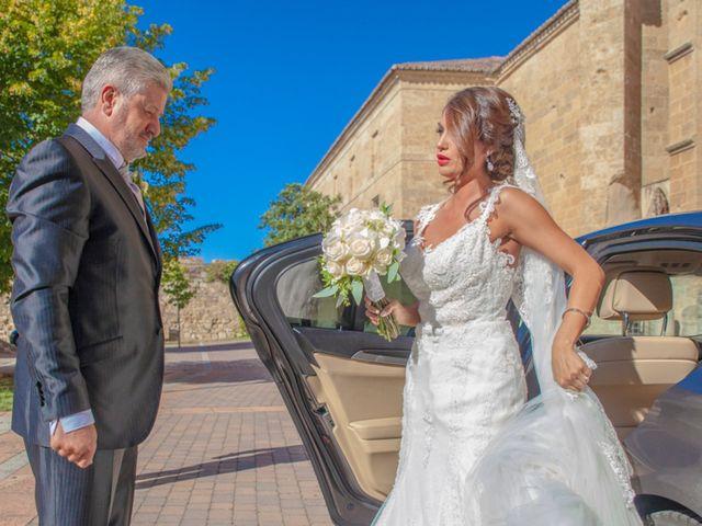 La boda de Javier y Natalia en Ciudad Rodrigo, Salamanca 17