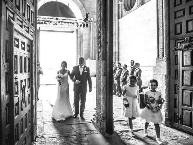 La boda de Javier y Natalia en Ciudad Rodrigo, Salamanca 19