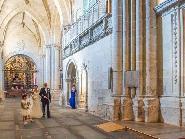 La boda de Javier y Natalia en Ciudad Rodrigo, Salamanca 20