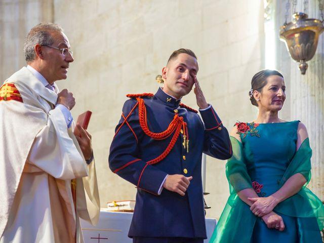 La boda de Javier y Natalia en Ciudad Rodrigo, Salamanca 21