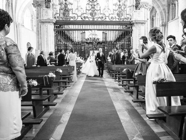 La boda de Javier y Natalia en Ciudad Rodrigo, Salamanca 22