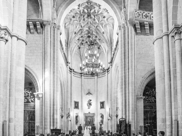 La boda de Javier y Natalia en Ciudad Rodrigo, Salamanca 24