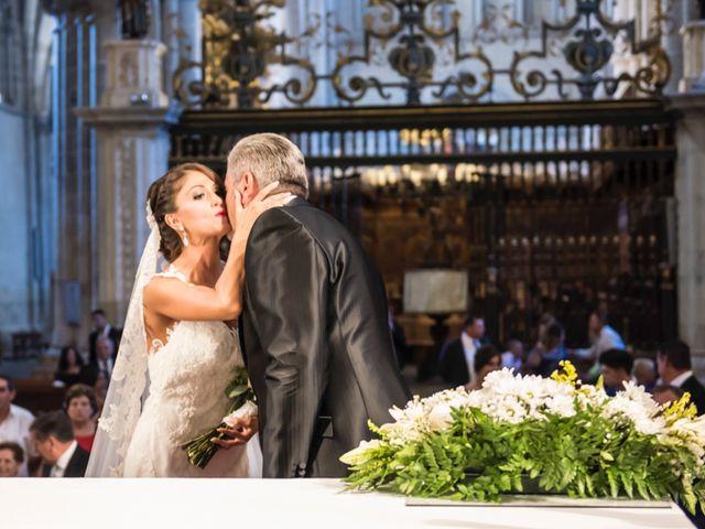 La boda de Javier y Natalia en Ciudad Rodrigo, Salamanca 34