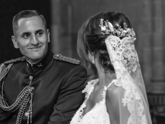 La boda de Javier y Natalia en Ciudad Rodrigo, Salamanca 36