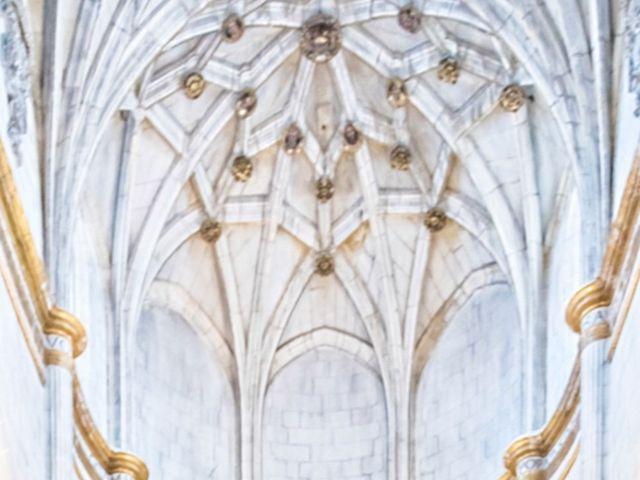 La boda de Javier y Natalia en Ciudad Rodrigo, Salamanca 37