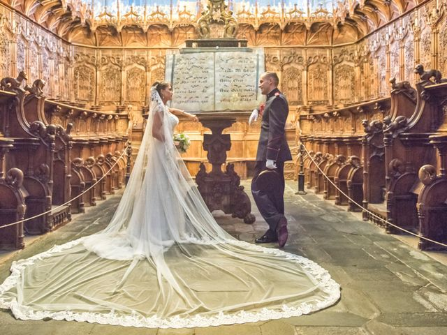 La boda de Javier y Natalia en Ciudad Rodrigo, Salamanca 39
