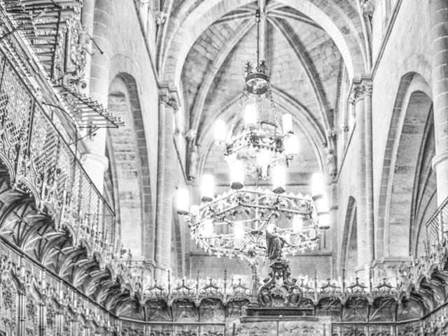La boda de Javier y Natalia en Ciudad Rodrigo, Salamanca 40