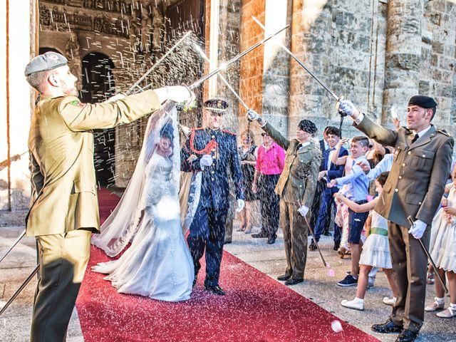 La boda de Javier y Natalia en Ciudad Rodrigo, Salamanca 41