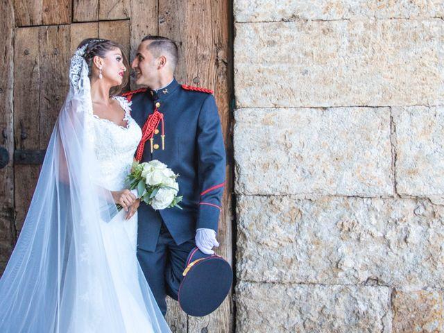 La boda de Javier y Natalia en Ciudad Rodrigo, Salamanca 46