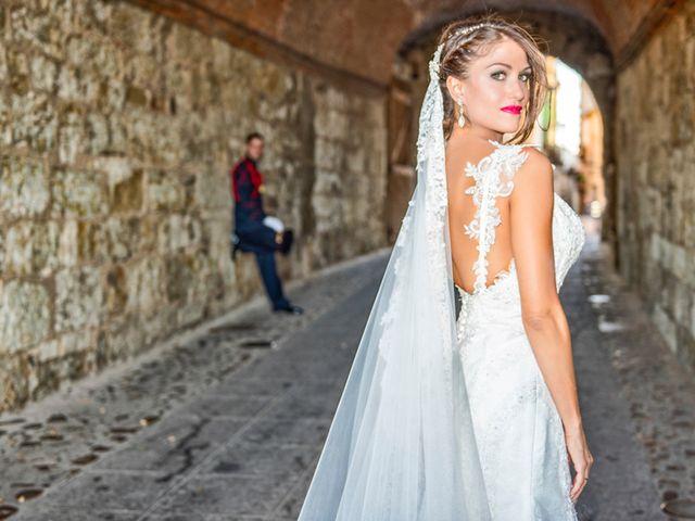 La boda de Javier y Natalia en Ciudad Rodrigo, Salamanca 48