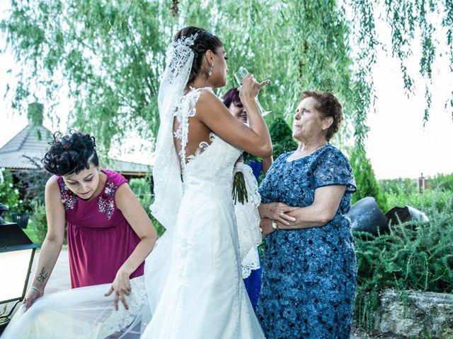 La boda de Javier y Natalia en Ciudad Rodrigo, Salamanca 53