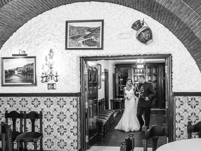 La boda de Javier y Natalia en Ciudad Rodrigo, Salamanca 59