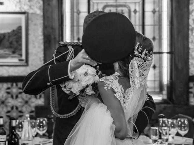 La boda de Javier y Natalia en Ciudad Rodrigo, Salamanca 61