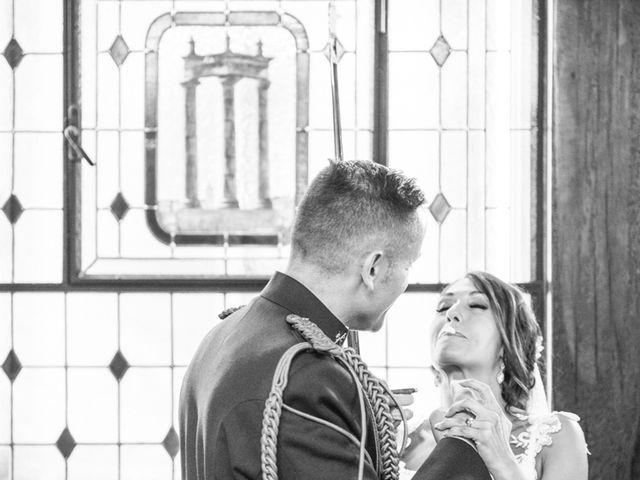 La boda de Javier y Natalia en Ciudad Rodrigo, Salamanca 63