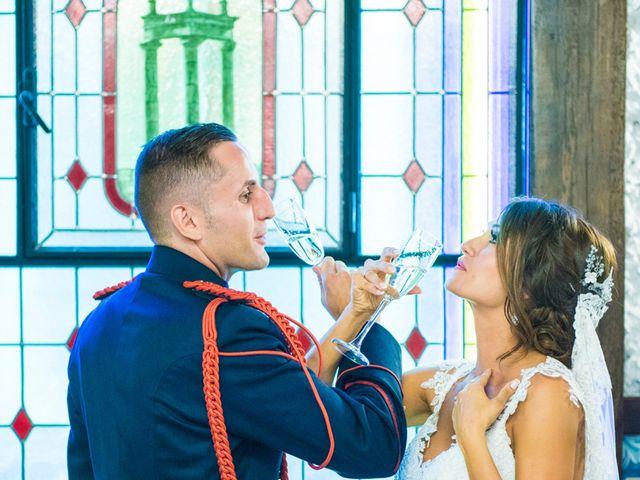La boda de Javier y Natalia en Ciudad Rodrigo, Salamanca 64