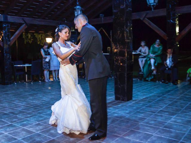 La boda de Javier y Natalia en Ciudad Rodrigo, Salamanca 72