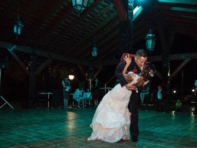 La boda de Javier y Natalia en Ciudad Rodrigo, Salamanca 74