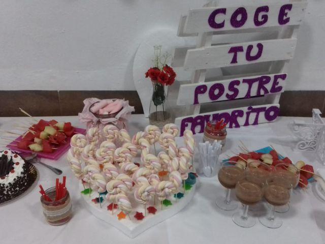 La boda de José  y Carmen  en Palma Del Rio, Córdoba 1