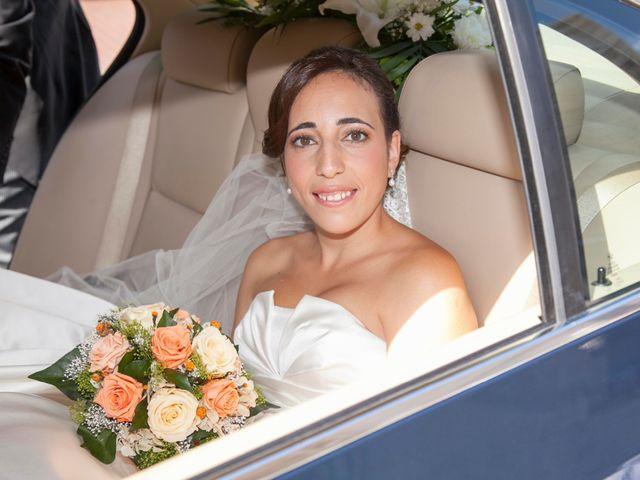 La boda de David y Vanesa en Alcalá De Henares, Madrid 2
