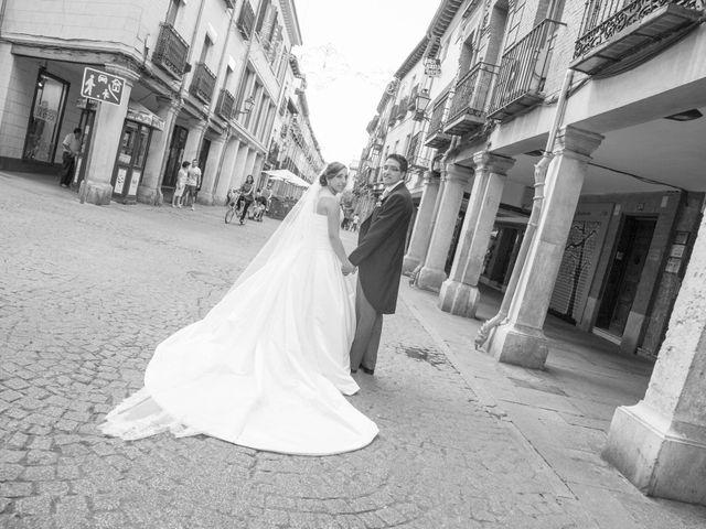 La boda de David y Vanesa en Alcalá De Henares, Madrid 6
